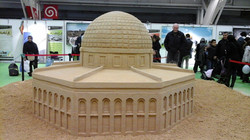 Hugues Grammont - Sculpture sable