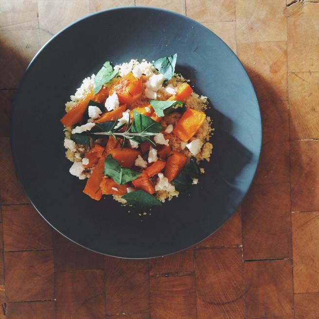 Le couscous végétarien de Lulu