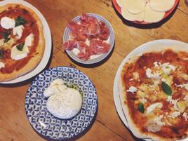 La pizza italiana de Matteo