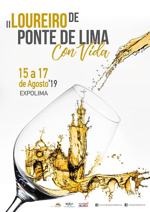 Loureiro de Ponte de Lima ConVida_cartaz