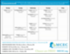 MCEC Greenwood 2019 Calendar 101019 (1).