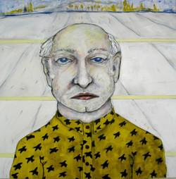 Self Portrait in Winter 2016