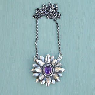 Pagette - Handcrafted Sterling Silver je