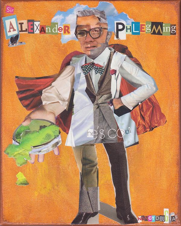 Sir Alexander Phlegming