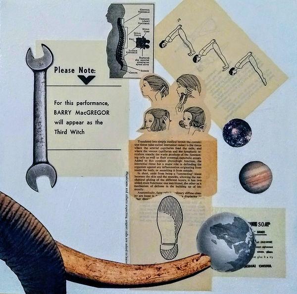Barry MacGregor Collage