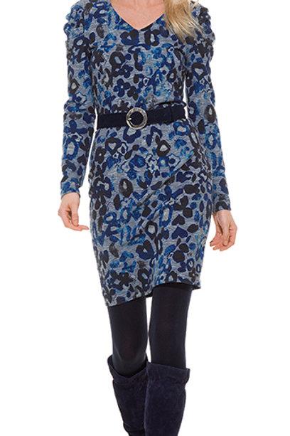 Caroline Biss robe 4149