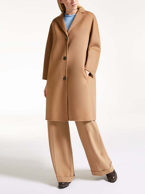 Max Mara manteau Avila beige ou poil de chameau