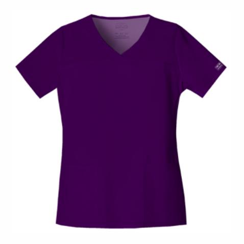 Unisex tunic v-neck top