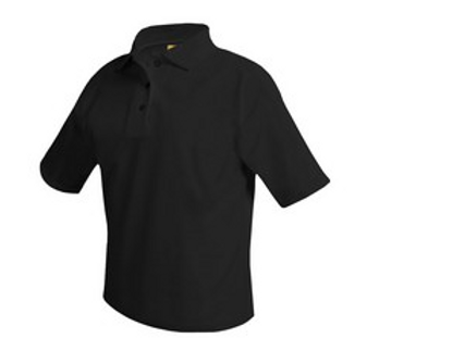 Parent Short Sleeve Polo with Logo