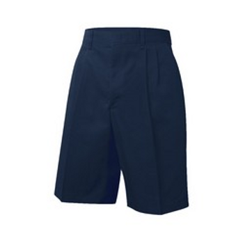 Pleated Dress Shorts, Boys, Grades K-8(Husky & Prep)