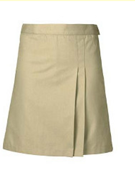 Skort (Female) (grades 9-12)(Embroidered)