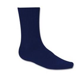 Crew Socks, Navy, 3 per pkg