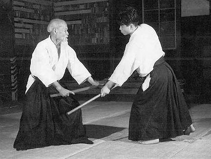 Aikido Dojo Zentrum Ueshiba Kenjutsu