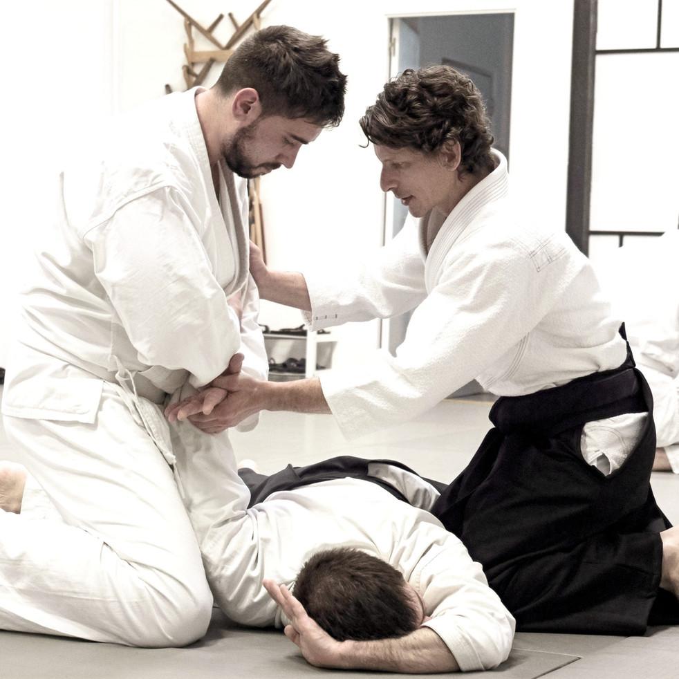 Clases de Artes Marciales para principiantes en Dojo Zentrum