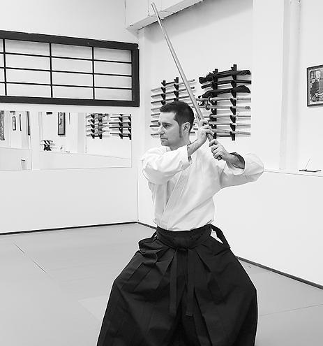 Aikido Dojo Zentrum Toni Sensei