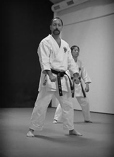 Luis Ramón González Balaguer, profesor Karate y Defensa Personal en Dojo Zentrum (Madrid)