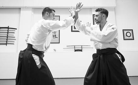 Clases privadas Aikido en Dojo Zentrum (Madrid)