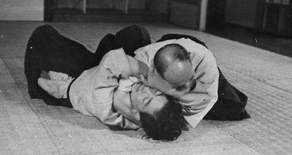 Aikido Dojo Zentrum Ueshiba ne waza
