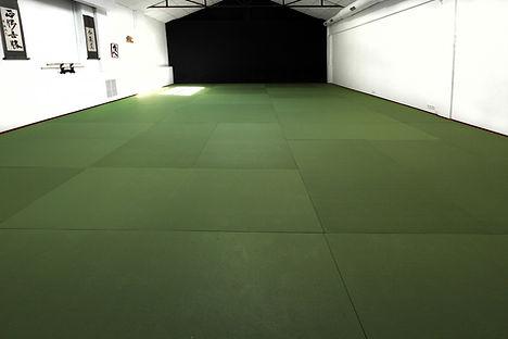 Tatami Escuela de Aikido y Artes Marciales Dojo Zentrum (Madrid)
