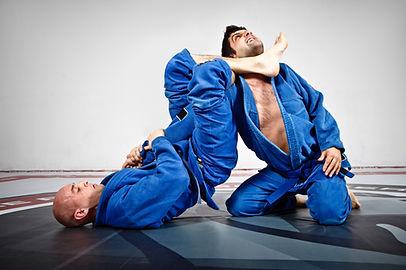 Clases de Jiu Jitsu en Escuela de Artes Marciales Dojo Zentrum (Madrid)
