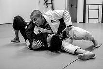 Brazilian Jiu Jitsu Dojo Zentrum