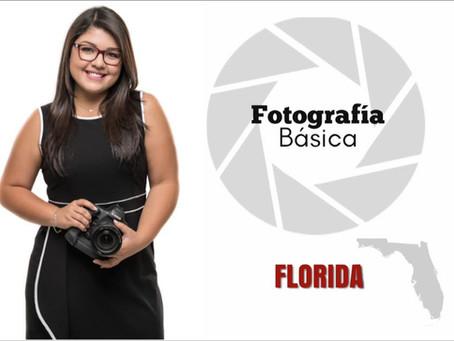 ¡Clases de Fotografía Básica Digital en Lakeland, Florida!