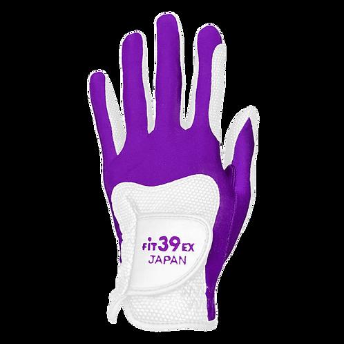 Classic Purple/White