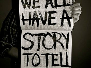 A Story To Tell...