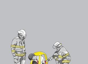 Mother/Firefighter: Kind of Similar