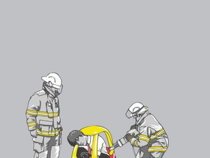 Mother/Firefighter: Kind of Similar