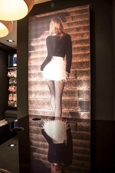 Boutique DIM pour Imagera