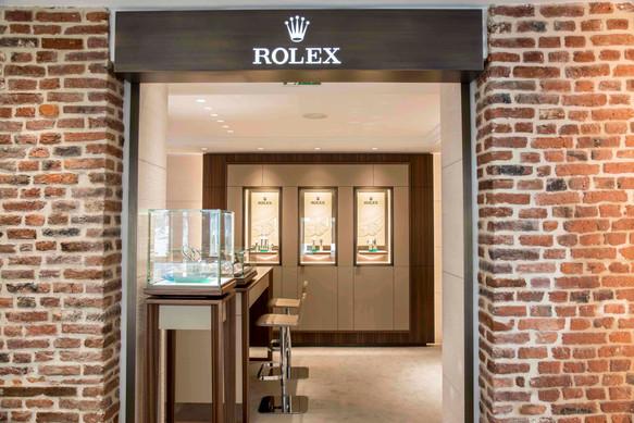 Boutique Rolex pour Imagera