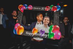 CJ's 30th birthday
