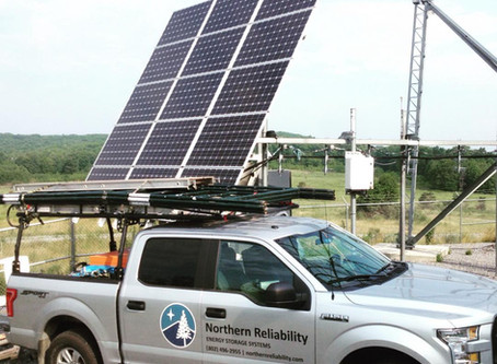 VELCO selects NRI and Catamount Solar