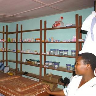Pharmacie, centre de telessou