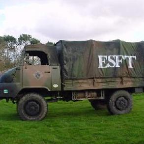 Le premier camion pour Lomé en 2001