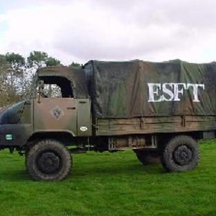 Camion envoyé par ESFT
