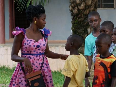 2017 Changement de Direction à l'orphelinat
