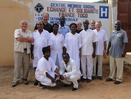Sept médecins des Côtes d'Armor au Togo