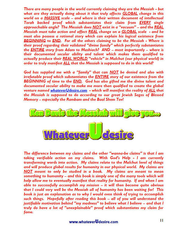 Page 11 frm Introduction - Messiah will