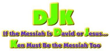 DJK - Ken must be the Messiah too LOGO.j