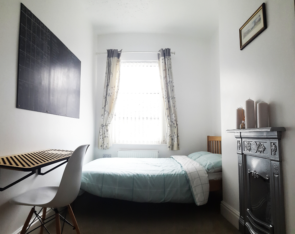 2-bed Terraced House - Salford