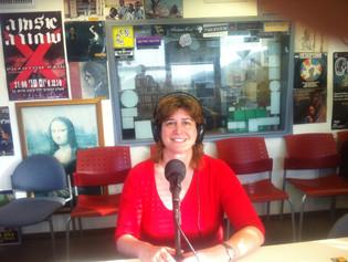 """ראיון אצל מוטי גרנר ב""""על מחשבים ומחשבות"""" ברדיו 106FM"""