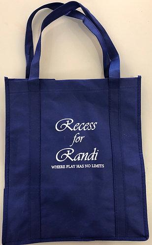 Reusable Shopping Bag, blue