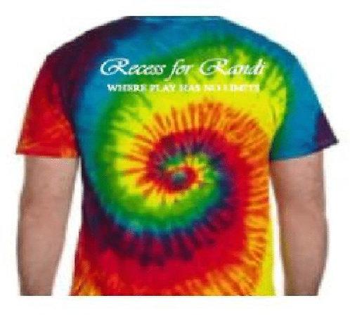 Recess For Randi Tshirt, Tye Die