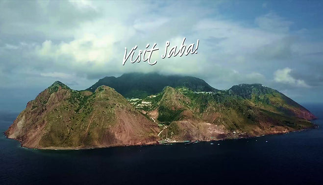Visit Saba!