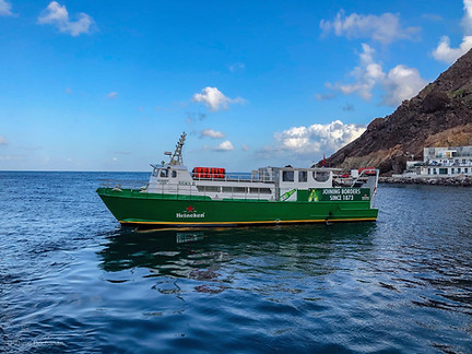 Saba C-Transport, N V  | Ferry & Vessel Agency