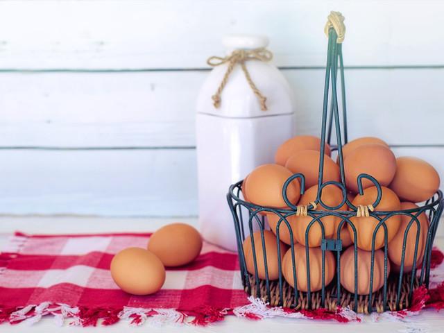 Eggs & Dairy