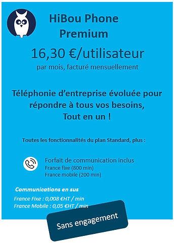 Offre Téléphonie Premium