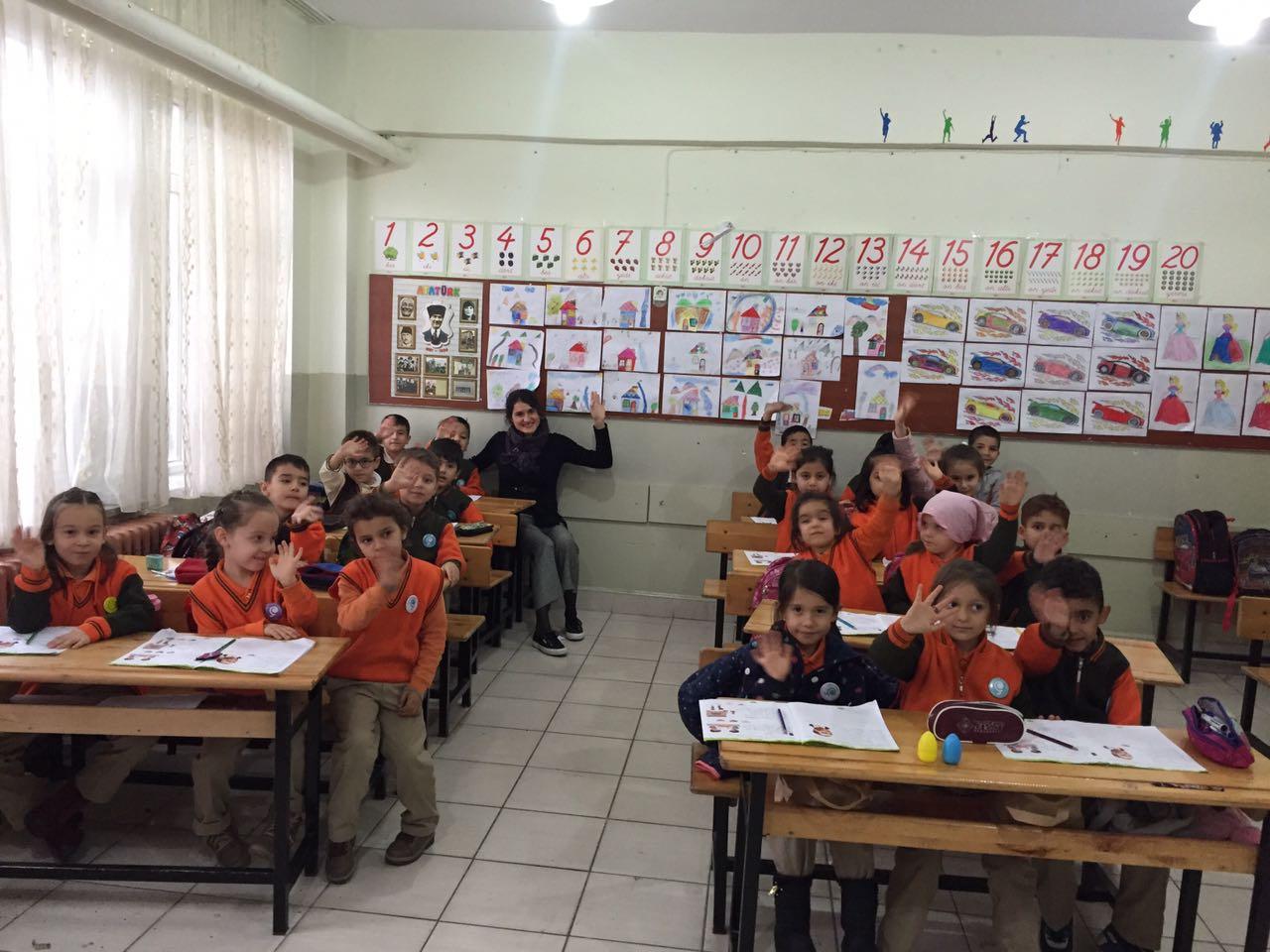 Atatürk İlkokulu, Sakarya